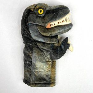Folkmanis T-Rex Stage Hand Puppet Large